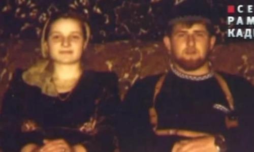 Жена Кадырова