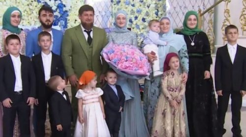 Семья Рамзана