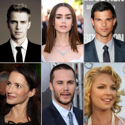 Актеры, из которых пытались вылепить звезд первой величины, но не вышло